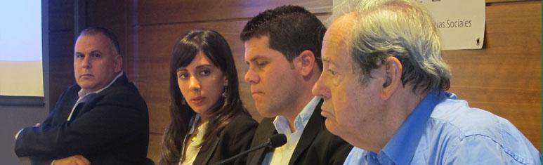 """En FLACSO-Chile se efectuó el panel """"Desafíos Contemporáneos de la Economía Cubana"""""""