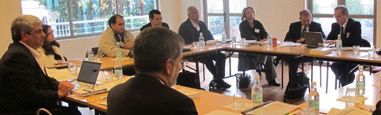 Se realizó Taller Inicial de Constitución y Programación Del Proyecto de Bienes Públicos Regionales
