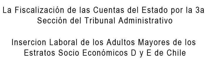Tesis FLACSO Chile Año 2013