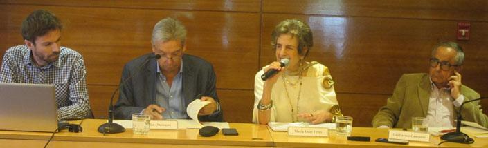 """Con una gran participación se realizó la presentación del libro """"Empleo Público en Chile: ¿Trabajo decente en el Estado? Apuntes para el debate"""""""