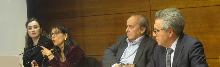 Especialistas debatieron sobre futuro del sistema previsional chileno