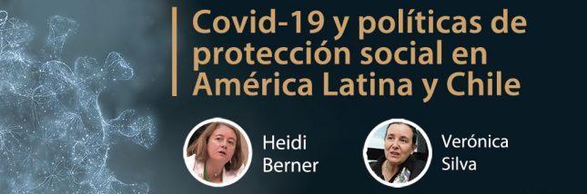 Charla: Covid-19 y políticas de protección social en América Latina y Chile