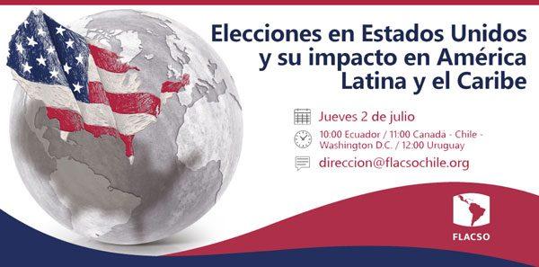Panel: Elecciones en Estados Unidos y su impacto en América Latina y el Caribe