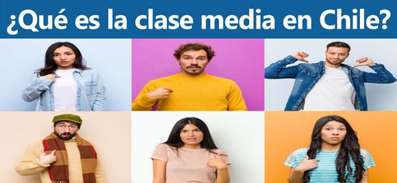 Charla: ¿Qué es la clase media en Chile?