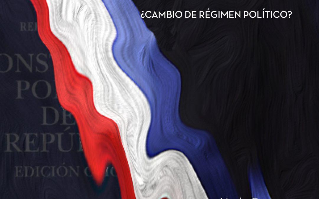 Crisis del Híper-Presidencialismo chileno y nueva constitución: ¿cambio al régimen político?