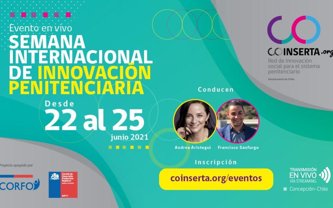 Semana Internacional de Innovación Penitenciaria