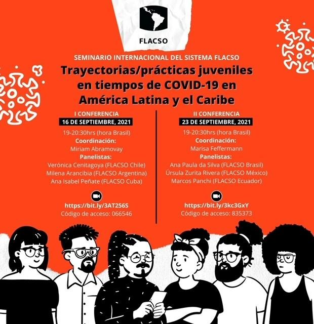 Trayectorias juveniles en tiempo de COVID-19 en América Latina y el Caribe.